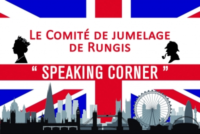 Le « Speaking corner », un authentique rendez-vous anglais !
